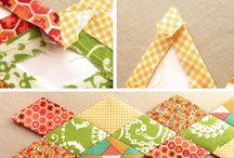 English Paper Piecing / English Paper Piecing So Pretty