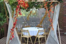 Sukkot / by Meredith Stegall