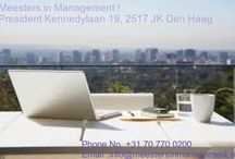 Vacatures Management - Meesters in Management