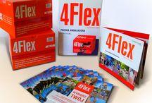 Kampania 4FLEX / Kampania 4Flex  - także od Ciebie zależy czy będziesz mieć sprawne stawy!