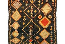 Vintage Moroccan Rugs / Handmade vintage Moroccan rugs