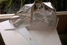 Архитектура - макеты
