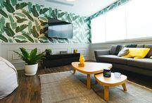 Greenery Indoors