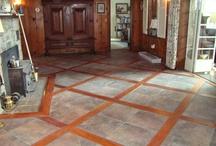 Favorite Flooring (floors, etc.) / Inspriational floors!