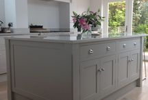 Kitchen / Kitchen design thoughts for Mr & Mrs Cathcart...