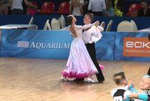 Юра и Настя / Спортивные бальные танцы
