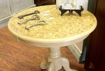 Chalk Paint® Versailles / Furniture and items painted with Chalk Paint® in color Versailles
