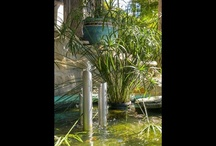 water features/fountains