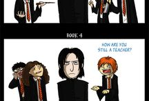 Potter Stories