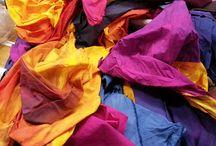 Dye bits...