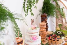 Party ideas & sweet tables
