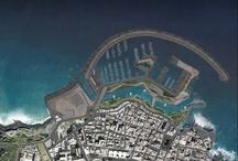 Masterplan for Harbour. Puerto de la Cruz