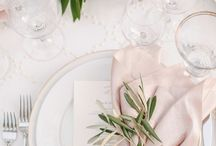Wedding: Blush & green