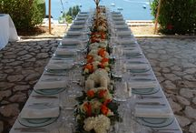Events / Creating stunning flowers to enhance the beautiful Mallorca surroundings