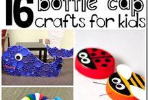 Bottle top craft