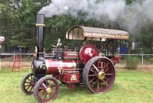 Steam engines I used to draw.