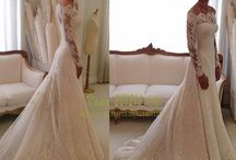 Wedding Dresses / by Britney Moore
