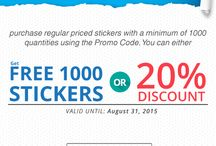 Promo / Sale / Advertisement / Monthly Stickers Promo or Sale