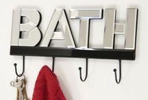 In the Bathroom / A selection of products to decorate your bathroom!