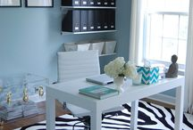 Home Office / by Cindy Bare