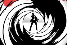 BOND, JAMES BOND...007 / by Elizabeth Owens