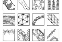 Zentangle Guides