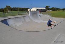 Helensburgh Skatepark (Wollongong, NSW Australia) / Shredding the World One Skatepark at a time - Helensburgh Skatepark (Wollongong, NSW Australia) #skatepark #skate #skateboarding #skatinit #skateparkreview