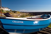 Craster Northumberland / The picturesque fishing village of Craster,is situated off the coast of Northumberland six miles east of Alnwick. Why not call in Tourist Information Centre there to find out about things to do  in the area including where to  buy the famous craster kippers Tel: (+44) 01665 576007 Email: craster.TIC@northumberland.gov.uk