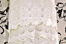 todo lo tejido en crochet