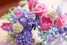 floral arrangements/wreaths / Anything floral for tables or doors! / by Becky Dineen