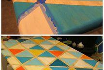 Dekoration Mit Malerband