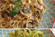 culinária massas
