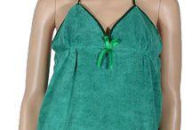Handuk Bikini Microfiber green