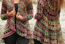 Jackets crochet
