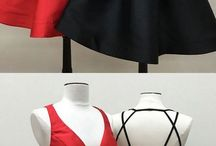 Diseños de vestidos