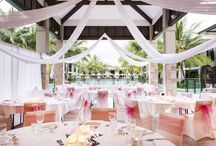 Our Weddings / Stunning wedding set ups in the beautiful Port Douglas region