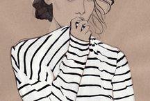 stripes / by Cathy Coker