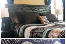 Gabrielės bedroom ideas.