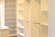 Creative Closets / by Blame It On Time