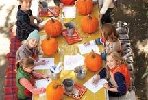 Pumpkin carving party / by Stacey French-Lee