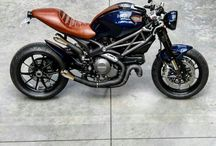 Ducati Monster Project