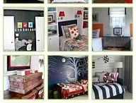 Evan's Big Boy Room / by Allison Flores Baggerly
