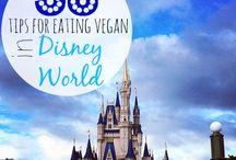 Vegan at Disney