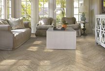 Ceramic Tile / Get long-lasting flooring that ranges from soft, vintage looks to cutting-edge colors and styles