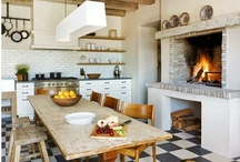 Fireplaces kitchen