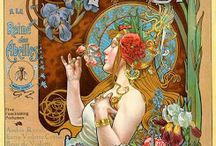 """ Alphonse Mucha "" / Please add to this board by adding your own pins. Invite others to join."