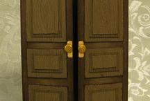 Cards - Door