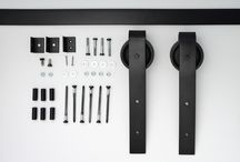Garage Door Hardware / A door is only as good as its hardware, so we've gathered some quality pieces to compliment any home.