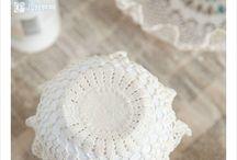 Concrete lace