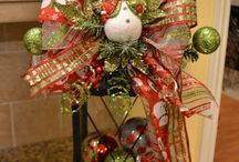 CHRISTMAS DECORATING / by Jeanette Hill